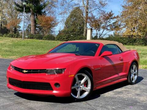 2014 Chevrolet Camaro for sale at Sebar Inc. in Greensboro NC