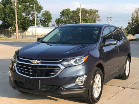 2019 Chevrolet Equinox for sale at MILANA MOTORS in Omaha NE