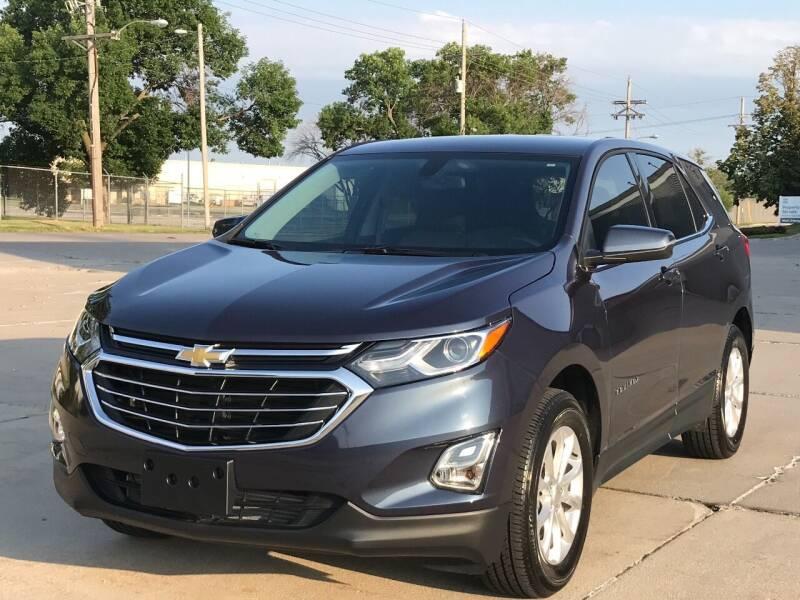 2019 Chevrolet Equinox for sale at MILANA MOTORS in Omaha NE