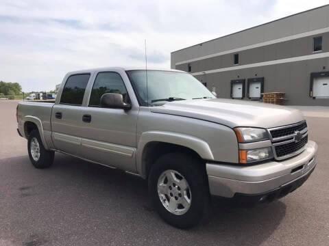 2006 Chevrolet Silverado 1500 for sale at Angies Auto Sales LLC in Newport MN
