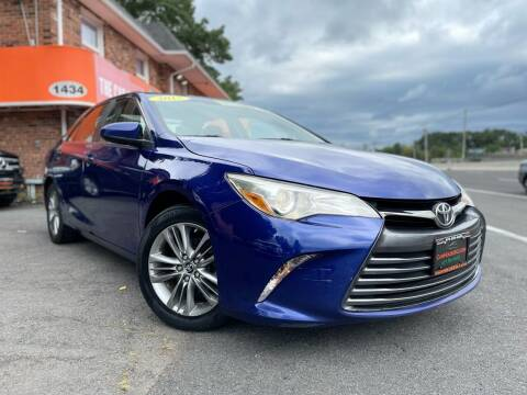 2015 Toyota Camry for sale at The Car House in Butler NJ