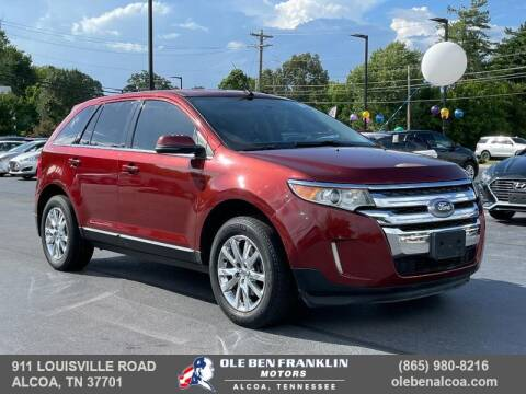 2014 Ford Edge for sale at Ole Ben Franklin Motors Clinton Highway in Knoxville TN