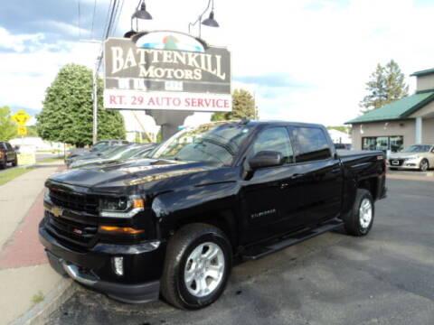 2017 Chevrolet Silverado 1500 for sale at BATTENKILL MOTORS in Greenwich NY