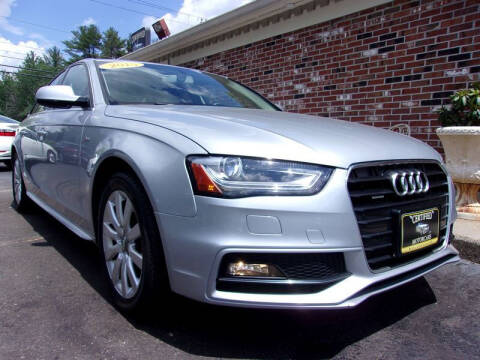 2015 Audi A4 for sale at Certified Motorcars LLC in Franklin NH