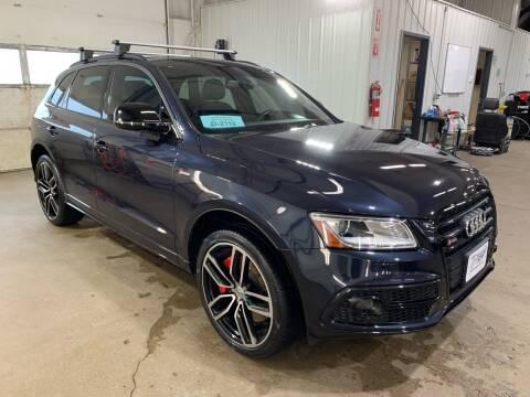 2017 Audi SQ5 for sale at Premier Auto in Sioux Falls SD
