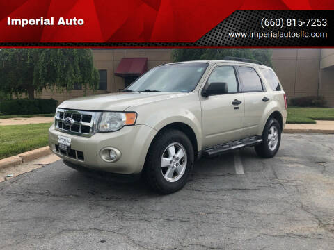 2010 Ford Escape for sale at Imperial Auto, LLC in Marshall MO