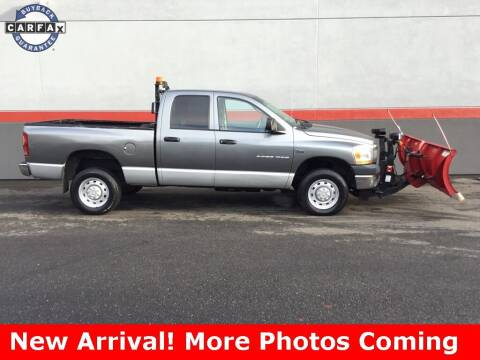 2006 Dodge Ram Pickup 2500 for sale at Road Ready Used Cars in Ansonia CT