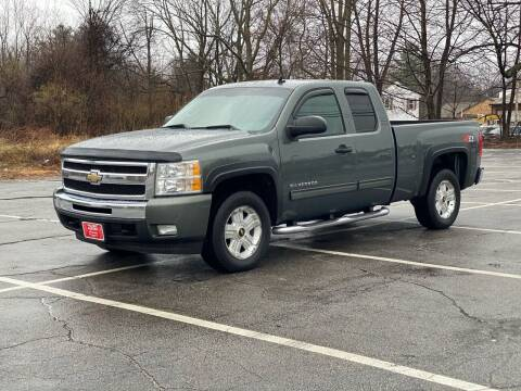 2011 Chevrolet Silverado 1500 for sale at Hillcrest Motors in Derry NH