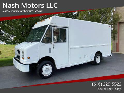 1997 Freightliner MT45 Chassis for sale at Nash Motors LLC in Hudsonville MI