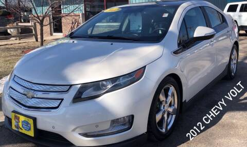2012 Chevrolet Volt for sale at El Tucanazo Auto Sales in Grand Island NE
