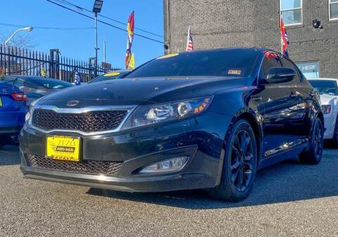 2012 Kia Optima for sale at Buy Here Pay Here Auto Sales in Newark NJ
