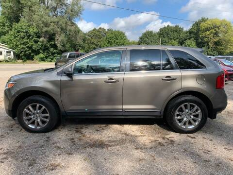 2014 Ford Edge for sale at SS AUTO PRO'S in Otsego MI