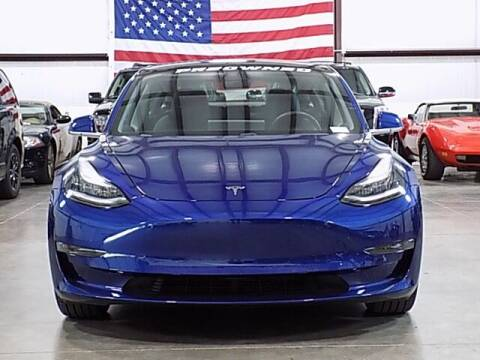 2019 Tesla Model 3 for sale at Texas Motor Sport in Houston TX