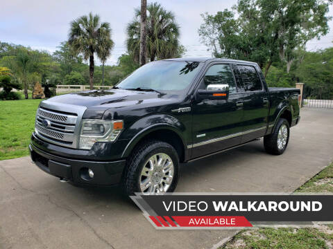 2014 Ford F-150 for sale at Lake Helen Auto in Lake Helen FL