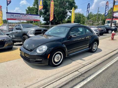 2012 Volkswagen Beetle for sale at JR Used Auto Sales in North Bergen NJ