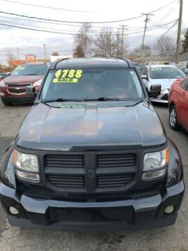 2007 Dodge Nitro for sale at Al's Linc Merc Inc. in Garden City MI