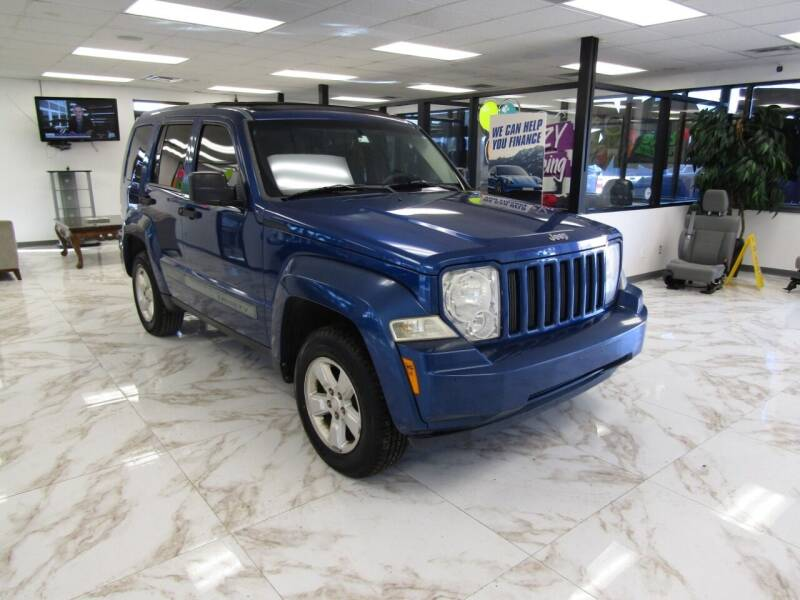 2010 Jeep Liberty for sale at Dealer One Auto Credit in Oklahoma City OK