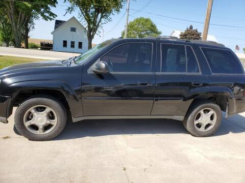 2005 Chevrolet TrailBlazer for sale at The Auto Shoppe Inc. in New Vienna IA