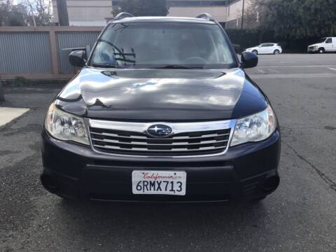 2010 Subaru Forester for sale at Auto Emporium in San Jose CA
