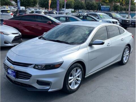 2016 Chevrolet Malibu for sale at AutoDeals in Hayward CA