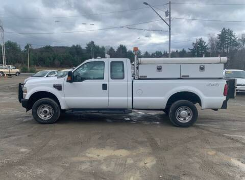 2010 Ford F-350 Super Duty for sale at Upstate Auto Sales Inc. in Pittstown NY