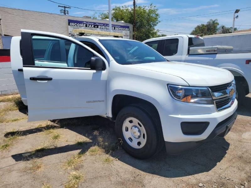 2018 Chevrolet Colorado for sale in Pacoima, CA