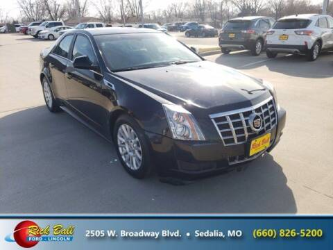 2012 Cadillac CTS for sale at RICK BALL FORD in Sedalia MO
