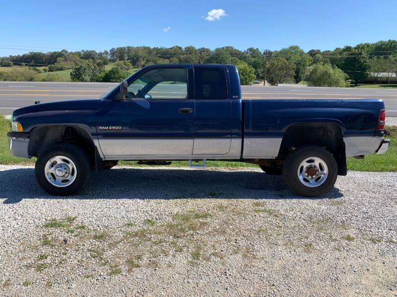 2001 Dodge Ram Pickup 2500 for sale at Steve's Auto Sales in Harrison AR