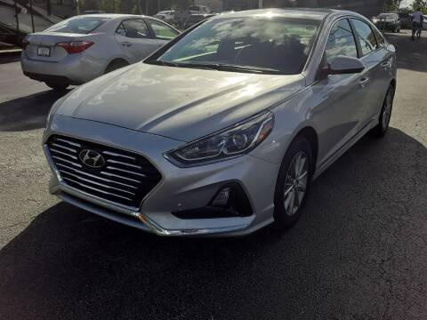 2019 Hyundai Sonata for sale at YOUR BEST DRIVE in Oakland Park FL