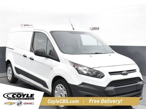 2017 Ford Transit Connect Cargo for sale at COYLE GM - COYLE NISSAN - New Inventory in Clarksville IN