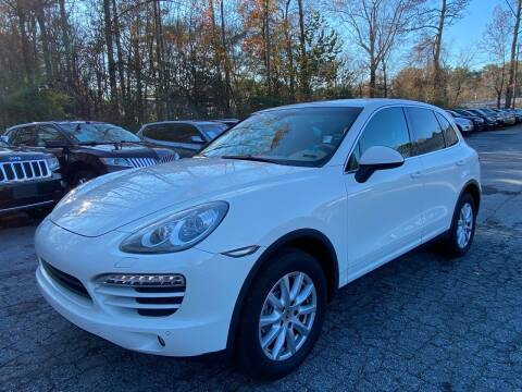 2012 Porsche Cayenne for sale at Car Online in Roswell GA