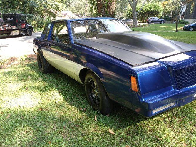1985 Buick Regal for sale in Cadillac, MI