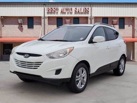2011 Hyundai Tucson for sale at Best Auto Sales LLC in Auburn AL