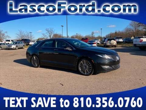 2013 Lincoln MKZ for sale at Lasco of Grand Blanc in Grand Blanc MI