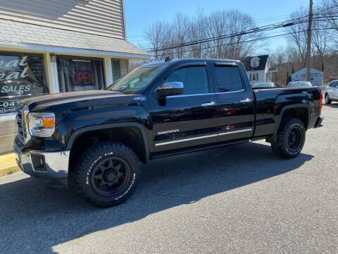 2014 GMC Sierra 1500 for sale at Real Deal Auto Sales in Auburn ME