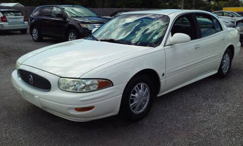 2004 Buick LeSabre for sale at Pinellas Auto Brokers in Saint Petersburg FL