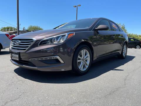 2015 Hyundai Sonata for sale at 5 Star Auto Sales in Modesto CA