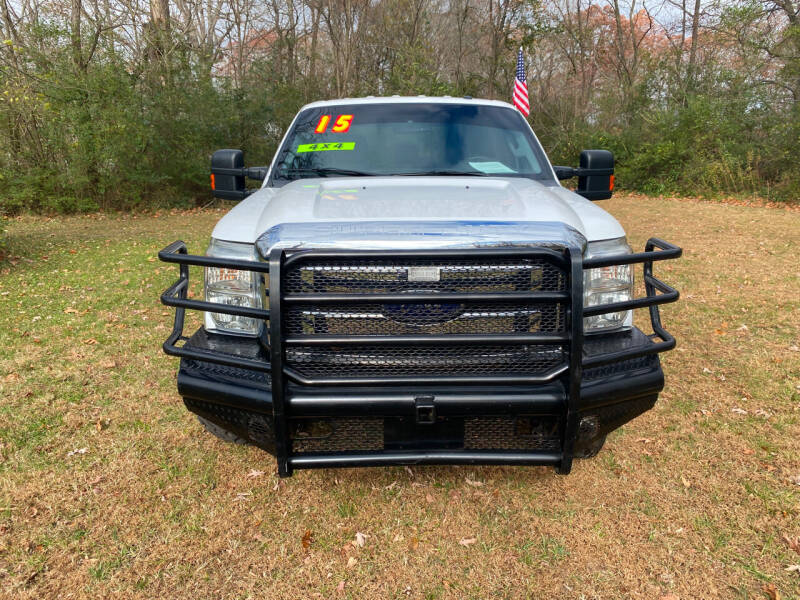 2015 Ford F-250 Super Duty for sale at Midtown Motors in Greenbrier TN