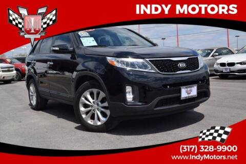 2014 Kia Sorento for sale at Indy Motors Inc in Indianapolis IN