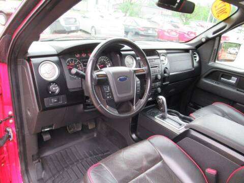2012 Ford F-150 for sale at Aztec Motors in Des Moines IA