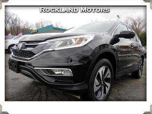 2016 Honda CR-V for sale at Rockland Automall - Rockland Motors in West Nyack NY