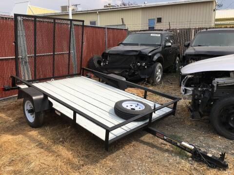 Utility trailer  5x8ft for sale at Kevs Auto Sales in Helena MT