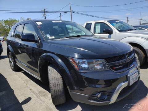 2016 Dodge Journey for sale at Guy Strohmeiers Auto Center in Lakeport CA