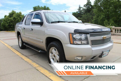 2008 Chevrolet Avalanche for sale at K & L Auto Sales in Saint Paul MN