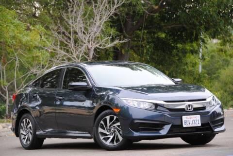 2018 Honda Civic for sale at VSTAR in Walnut Creek CA