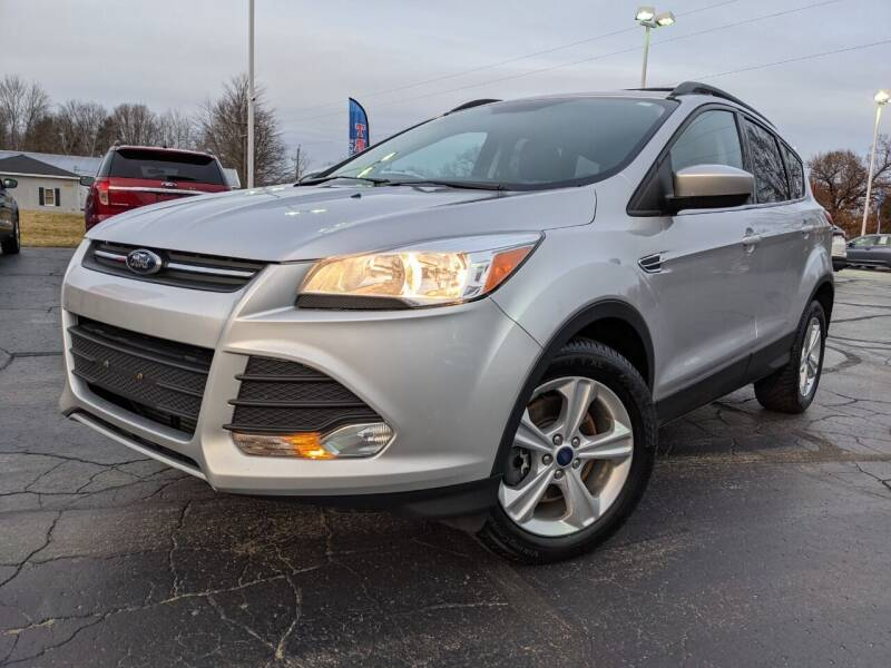 2014 Ford Escape for sale at West Point Auto Sales in Mattawan MI