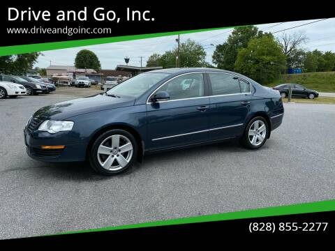 2008 Volkswagen Passat for sale at Drive and Go, Inc. in Hickory NC