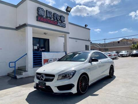 2016 Mercedes-Benz CLA for sale at Fastrack Auto Inc in Rosemead CA