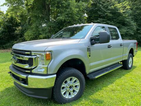 2021 Ford F-350 Super Duty for sale at Kenny Vice Ford Sales Inc - New Inventory in Ladoga IN