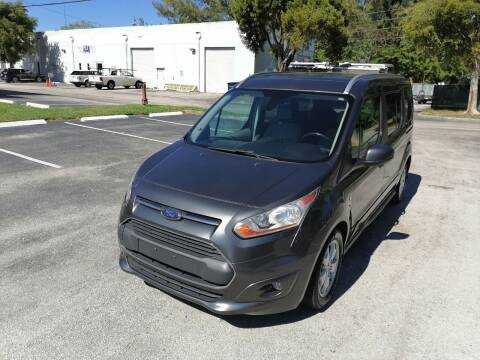 2017 Ford Transit Connect Wagon for sale at Best Price Car Dealer in Hallandale Beach FL